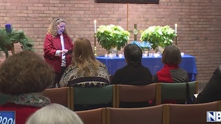 """Blue Christmas"" service helps those coping with grief heal during holidays"