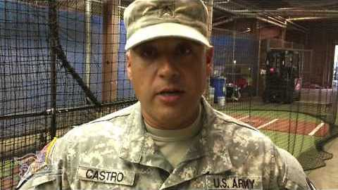 Welcome Home, Sgt. Alfredo Castro