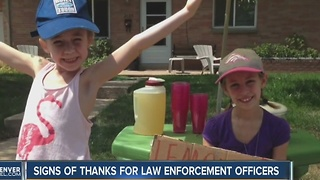 Community shows appreciation for local law enforement