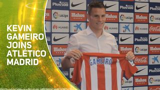 Gameiro at Atlético: I know that I'll win titles here - Video