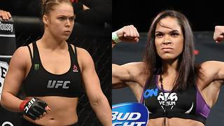 Former UFC Bantanweight  Champion Rhonda Rousey Getting Ready For Her Last Fight! - Video