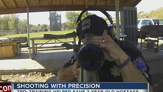Shooting With Precision - Video