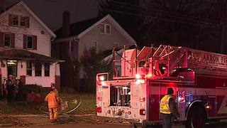 Four dead in Akron house fire - Video