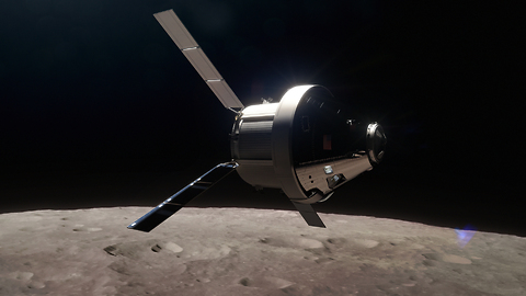Lockheed Martin's Jules Schneider discusses NASA's new Orion spacecraft