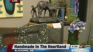 Handmade in the heartland main street studio part 2 - Video
