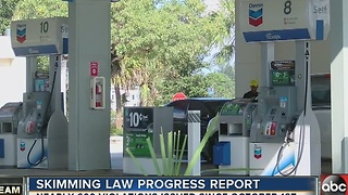 Florida's new skimming law, is it working? - Video