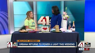 Urbana returns to downtown Kansas City for third year - Video