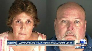 Longmont parents get 10 years for son's malnourishment - Video