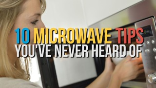 10 Microwave tips you've never heard of - Video