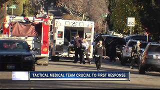 Ada County  TacMed crews crucial to first response - Video