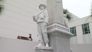 Confederate war memorial removal being discussed | Digital Short