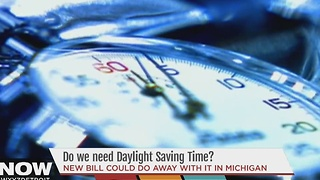 Do we need Daylight Saving Time? - Video