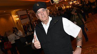 'Full Metal Jacket' Actor R. Lee Ermey Dies At 74 - Video