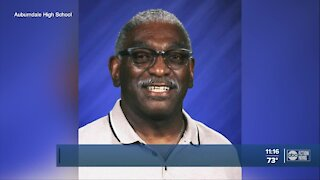 Community mourns long-time Auburndale High coach who died from COVID-19