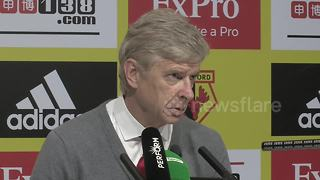 Penalty was ref's 'Creation' says Arsene Wenger - Video