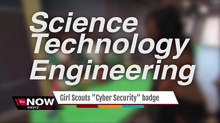 Girl Scouts launching Cyber Security badge - Video