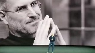 Tim Cook Opens Apple Event With Emotional Tribute to Steve Jobs - Video