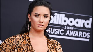 Demi Lovato Debuts New Tattoo Of Her Great-Grandmother