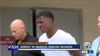 Arrest made in Makeva Jenkins murder - Video