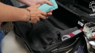 You've been packing your suitcase wrong this entire time - Video