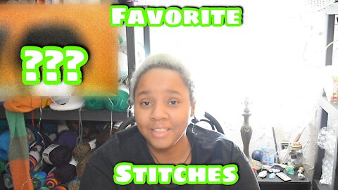Vlogust Day 23 Favorite Crochet Stitches