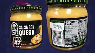 Taco Bell dip recalled over botulism concerns