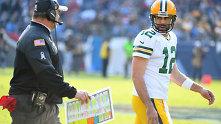 "Aaron Rodgers BLASTS Coach Mike McCarthy: ""Stupid F**king Call!"" - Video"