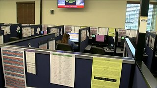 How local call centers are coping with a rising number of COVID-19 cases