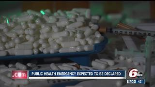 Marion County Public Health Department prepares to declare public health emergency because of drug crisis - Video