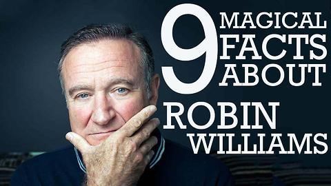 9 Heartwarming Facts About Robin Williams