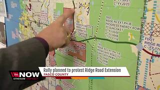 Environmental group still fighting Ridge Road extension project in Pasco County - Video