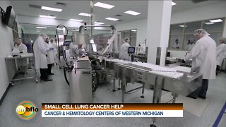 New Research for treatment of small cell lung cancer