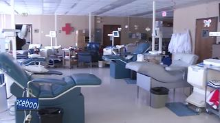 Blood and platelet shortage - Video