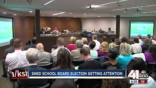 Shawnee Mission School Board election getting attention - Video