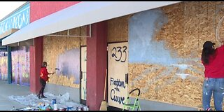City helps downtown Vegas businesses with safety measures