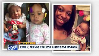 Family, friends call for justice for 15-month-old girl killed in Warrensville Heights - Video
