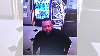 Las Vegas police looking for robber