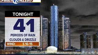 More showers tonight - Video