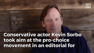Top Hollywood Actor Goes Rogue, Makes Shock Admission About Abortions - Video