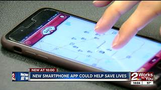 New app could save lives in Broken Arrow - Video