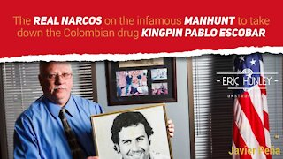 The Real DEA Narcos from Netflix - Javier Peña