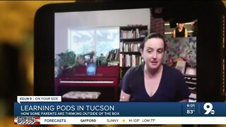 Some Tucsonans look toward forming 'learning pods' as uncertainty over in-person learning continues