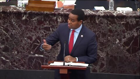 Reps. Neguse, Raskin deliver closing arguments in Donald Trump's 2021 impeachment trial