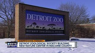 Detroit Zoo to unveil new attraction in Macomb County - Video