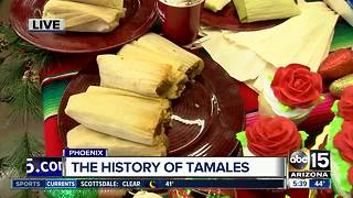 Check out the Food City Tamale Festival this weekend - Video