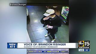 'Fashion Forward Bandit' being sought by FBI - Video