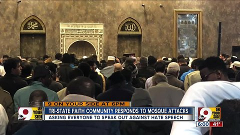 Tri-State faith community responds to mosque attacks