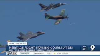 Heritage Flight Training Course happening this weekend