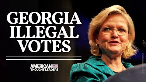 'The Law Is the Law'—Attorney Cleta Mitchell Breaks Down Trump's Georgia Election Lawsuit   American Thought Leaders