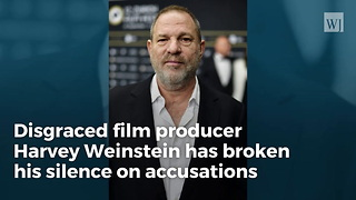 Harvey Weinstein Responds To Salma Hayek's Explosive Claims - Video